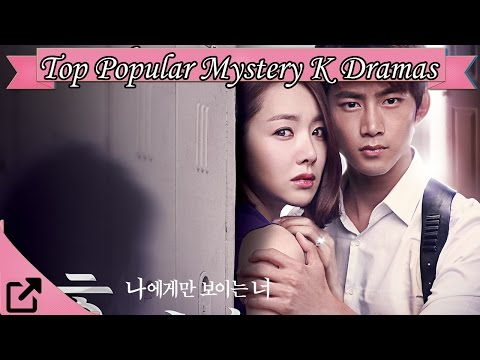 Top 25 Popular Mystery Korean Dramas 2016 (All The Time)