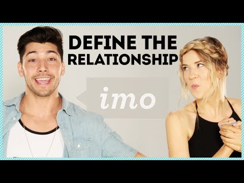 DEFINE THE RELATIONSHIP w/ Meghan Rienks and YoMuscleBoii thumbnail