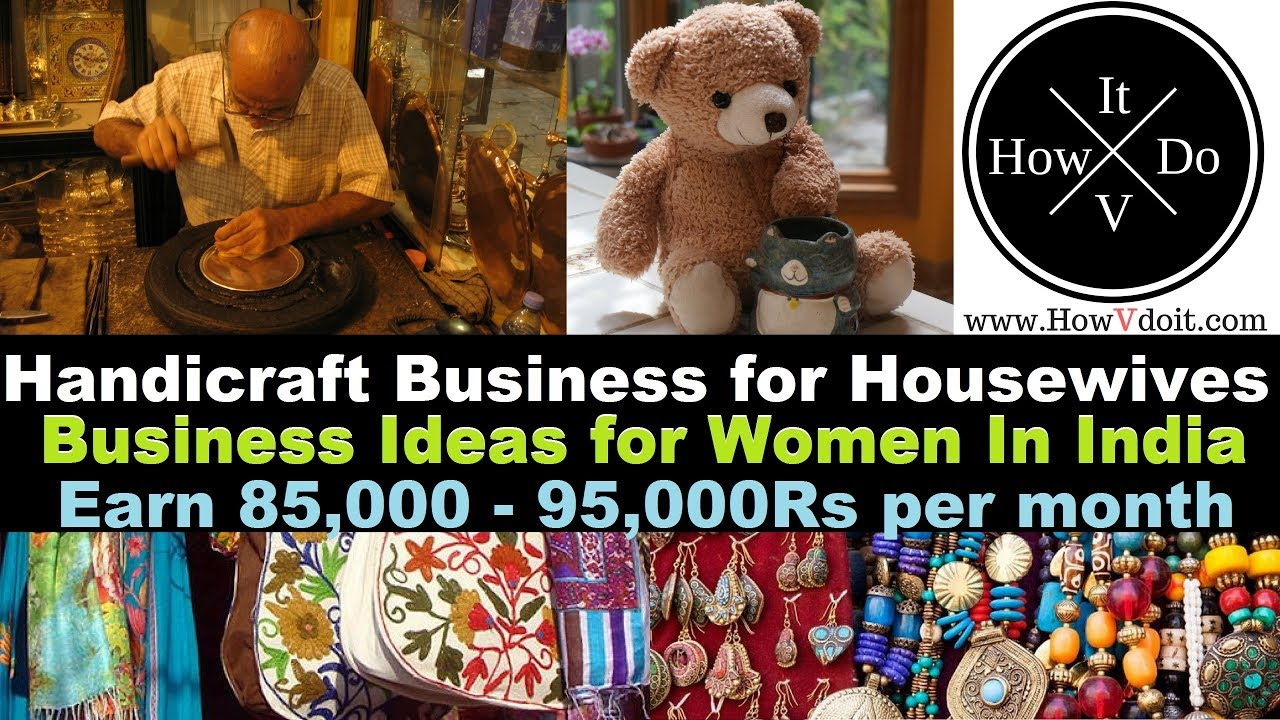 handicraft online business idea business for housewife latest