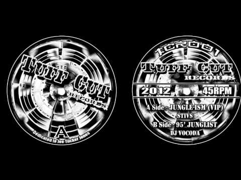 Stivs - Jungle-ism V.I.P (Tuff Cut 001)