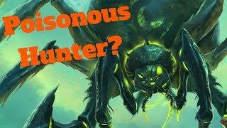 Poisonous Hunter? Carrion Drake Vilebrood Skitterer Combo! [Hearthstone Game of the Day]