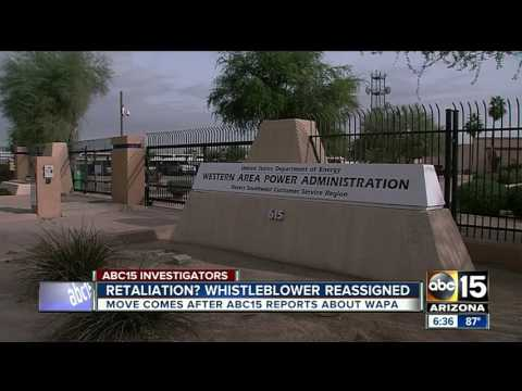 Whistleblower reassigned after speaking out to ABC15