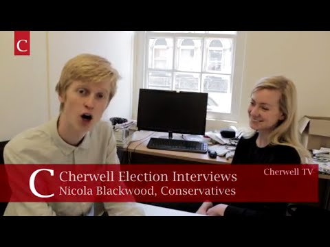 Conservative Nicola Blackwood defends voting against gay marriage