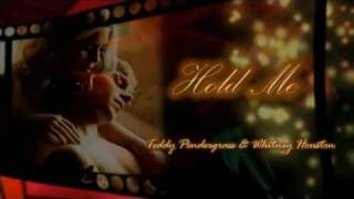 Hold Me - Teddy Pendergrass and Whitney Houston
