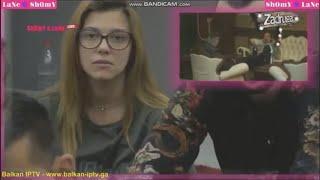ZADRUGA-KIJA U ŠOKU GLEDA SNIMAK LUNE I SLOBE !!! 16.03.2018.
