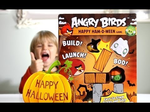 Angry Birds Star Wars II - Jenga Darth Vader ! Game !   Doovi