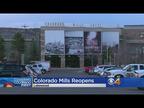 Colorado Mills Open For Business