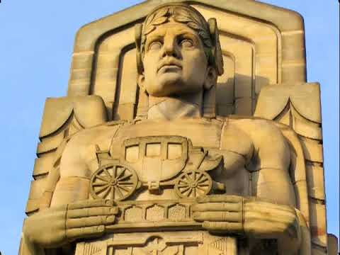 10 Things You Should Know About the Guardians of Traffic Statues ...
