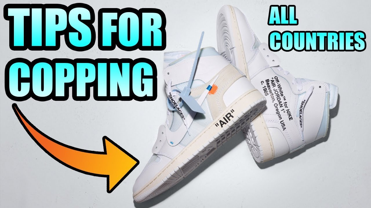good selling arriving factory outlets Tips For Getting The OFF WHITE JORDAN 1 ! | Where + How To Cop The OFF  WHITE JORDAN 1 !