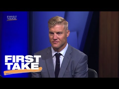 Josh McCown Reacts To Comments On Jets \'Tanking\'   First Take   ESPN