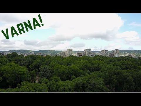 Exploring Varna | Sea Garden | Bulgaria Travel Vlogs | Digital Nomad Experience