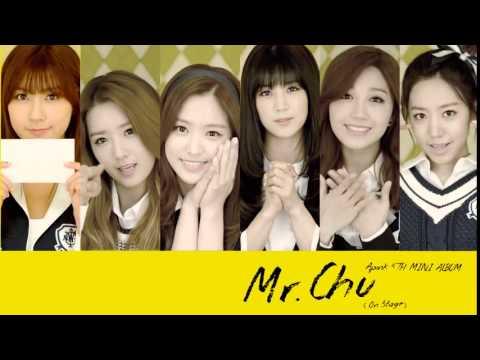 Apink 'Mr Chu' Audio