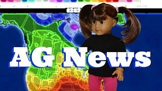 SPOILER ALERTS ~ GOTY 2014 MOVIE ~ American Girl News ~ Real Updates~  CANADA & LOTS MORE!!