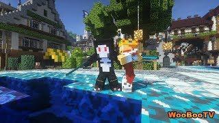 Minecraft - Tarina lumotusta miekasta - osa 2