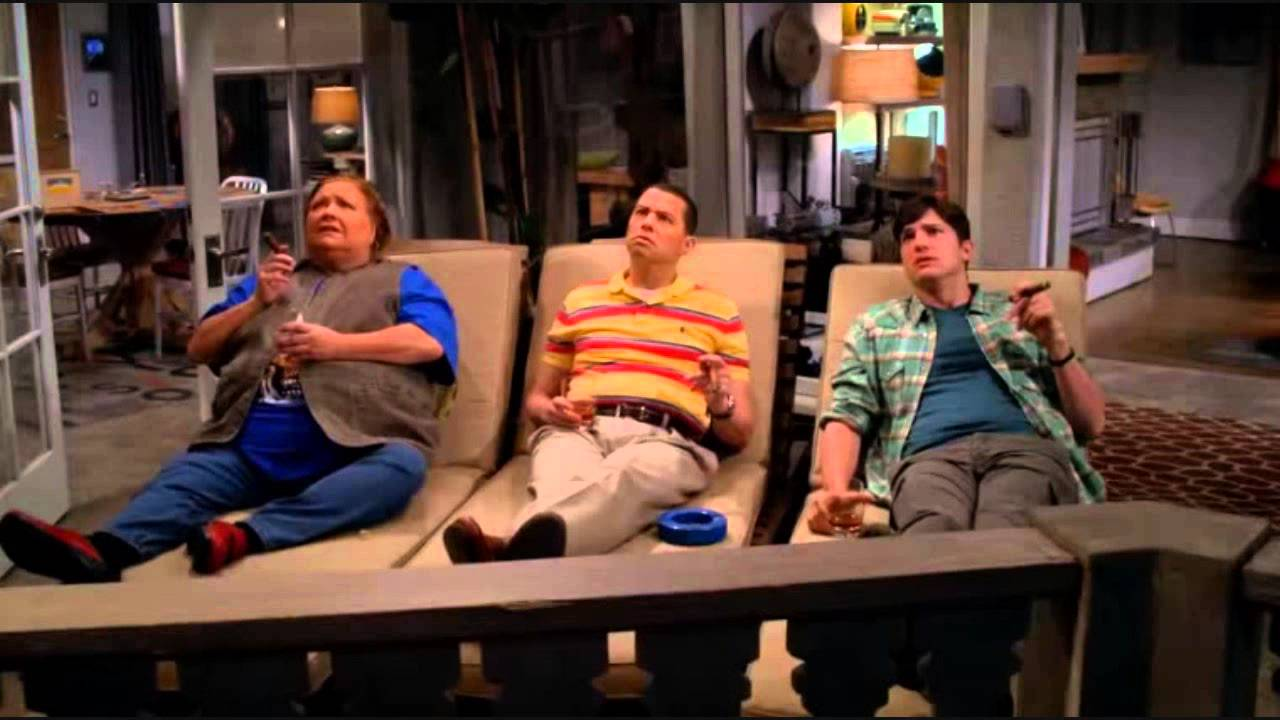 Two And A Half Men German Stream