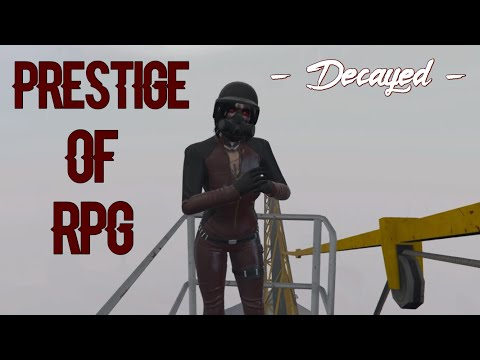 Prestige Of RPG | My Settings + How To Take Down Jets With An RPG (Desc)