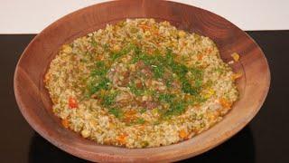 ЯЛАМА таджикские 🇹🇯 национальные блюда, новый рецепт