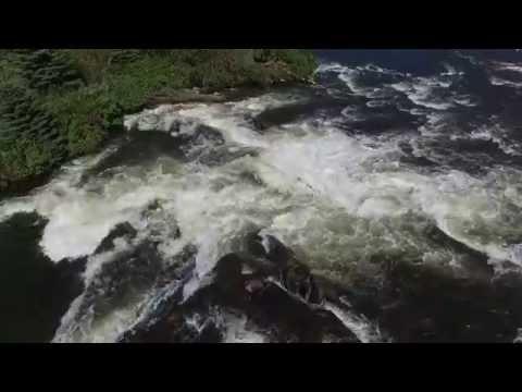 Deschambault Lake Falls
