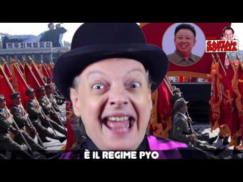 """""""IL PULCINO PIO"""" diventa """"IL REGIME PYO-NGYANG"""""""