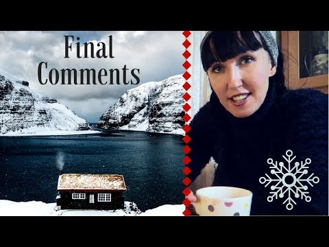 Faroe Islands Travel Tips Video Vlog: Winter Experience