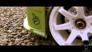 видео Как установить защитные молдинги на бампер Honda Civic EK своими руками