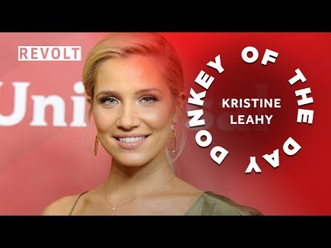 Kristine Leahy | Donkey Of The Day