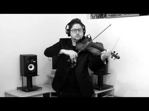 Two Steps From Hell - Blackheart (Dominik Chmurski violin cover)
