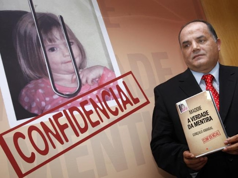 Madeleine McCann Banned UK Book by Goncalo Amaral  - Read Online