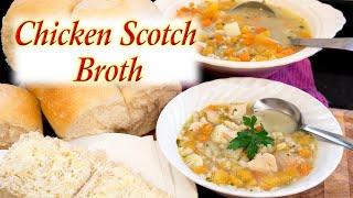 Chicken Scotch Broth