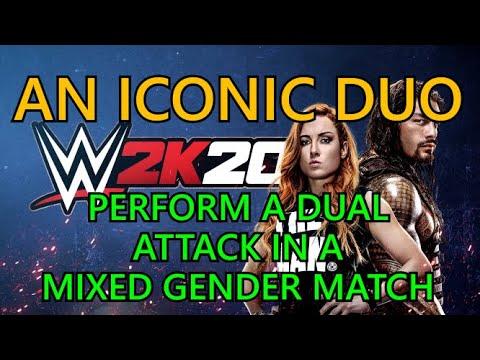 WWE 2K20 AN