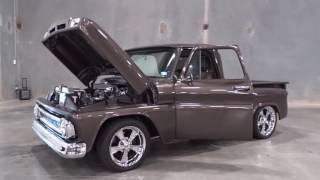 1966 Chevrolet C10 #327-DFW Gateway Classic Cars of Dallas