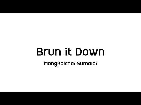 Burn It Down   NOTE REMIX  เพลงที่มีงู