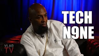 Tech N9ne on Joining the Bloods, History of Crips & Bloods in Kansas City (Part 2)