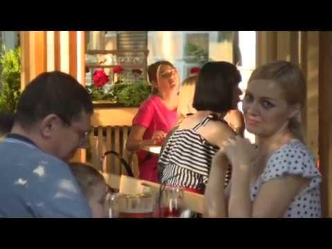 Третя Студія: Літня тераса від ресторану Шеф Клуб запрошує гостей