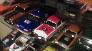Model Car Display Cabinets