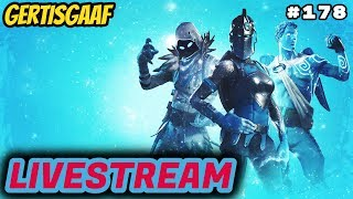 [GIG CLAN] PLAYING WITH FROZEN SKINS!!! 🔥🤣 #178 🔴 livestream Fortnite Battle Royale NL 🔴