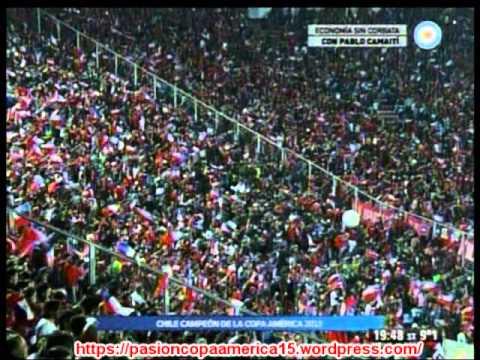 Image Result For Relator Chileno Gol De Ecuador