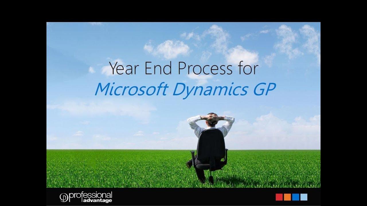 Microsoft Dynamics GP Support Services | Professional Advantage