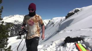 Photographing extreme Snowboarding in Austria - Learning By Doing EP6