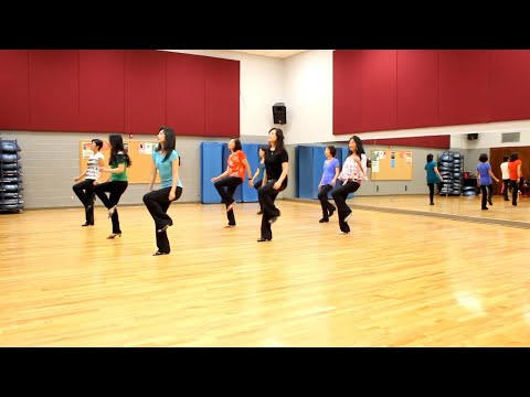 Eyes For You - Line Dance (Dance & Teach in English & 中文)