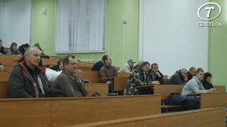 Проходит обучение транспортной безопасности водительского состава МКП «Тулгорэлектротранс»