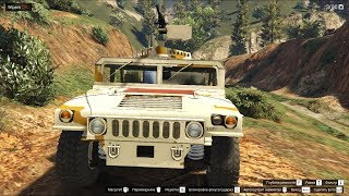 GTA 5 M1043 Special Forces Humvee