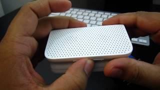 Blackberry Mini Stereo Speaker Unboxing & Review