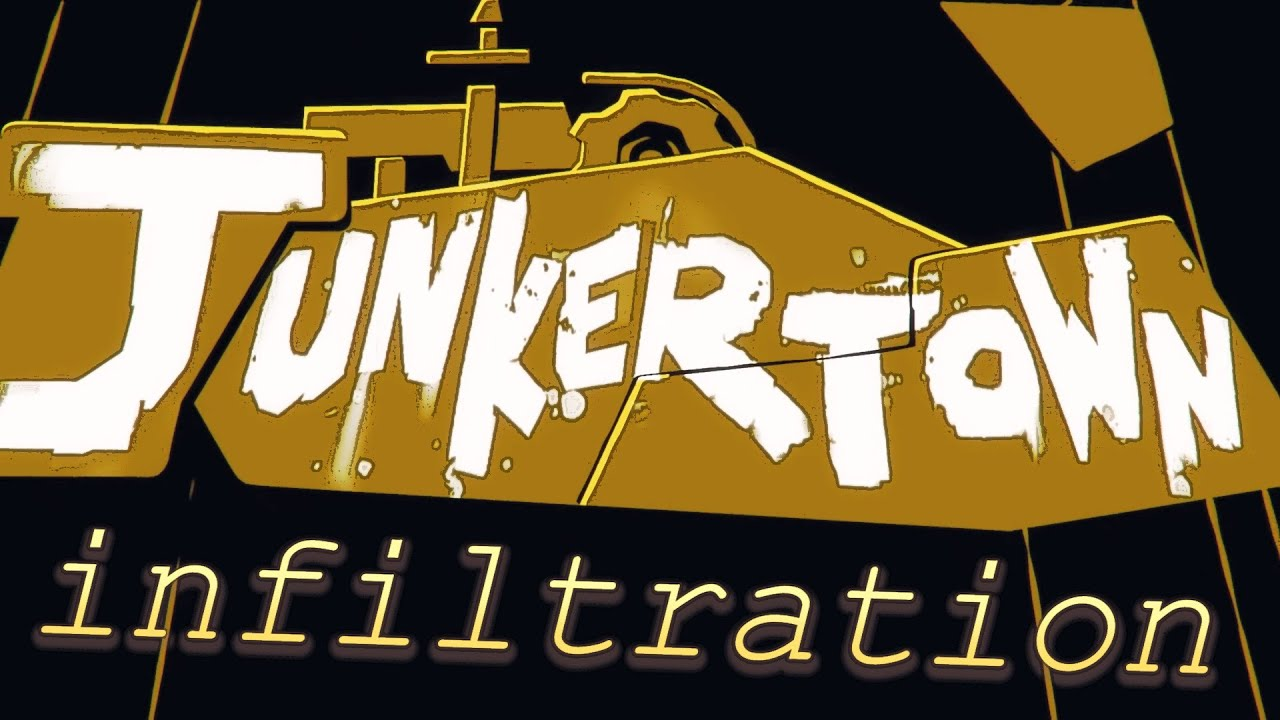 Thumbnail for Junkertown Infiltration (Co-op Parkour Map)