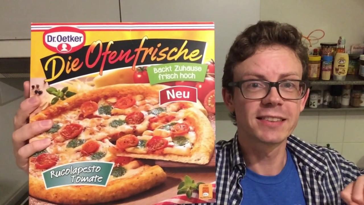 Dr Oetker Werksverkauf : die neue ofenfrische rucolapesto tomate von dr oetker im test youtube ~ Watch28wear.com Haus und Dekorationen