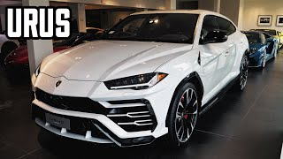 带你了解最速SUV 2019 兰博基尼Urus! |Lamborghini Urus Walkthrough