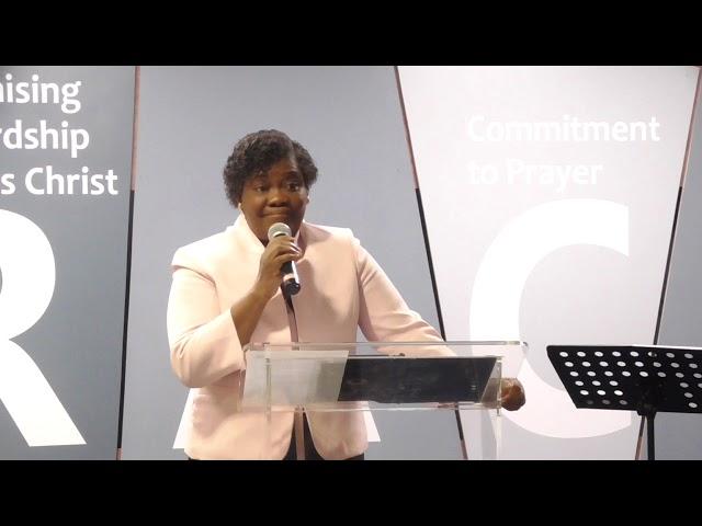 Sunday Service 15/09/2019: Prosperity in Health