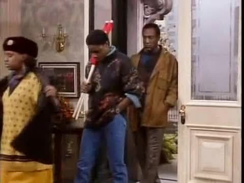 The Cosby Show Season 2 Episode 7 (s02e07) Rudy Suits Up