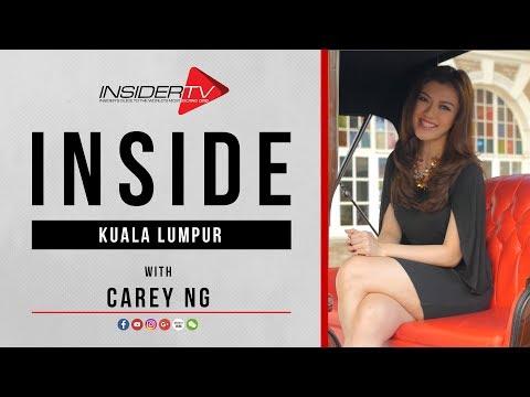INSIDE Kuala Lumpur with Carey Ng | Travel Guide | November 2017