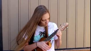 ''Noon Shine'' original ukulele composition by Gwenavair Graham